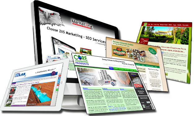 2iiS Marketiing SEO Services, Website & Graphic Design, Branding and Copywriting, Vancouver, Surrey, White Rock